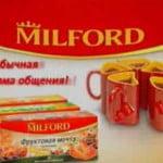 чай милфорд