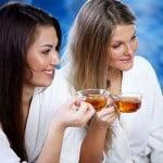 польза чая и чаепития