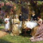 английский чай имеет давнюю историю