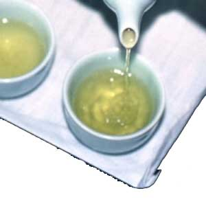 как заваривать зеленый чай для похудения