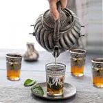 марокканский чай почти как наш