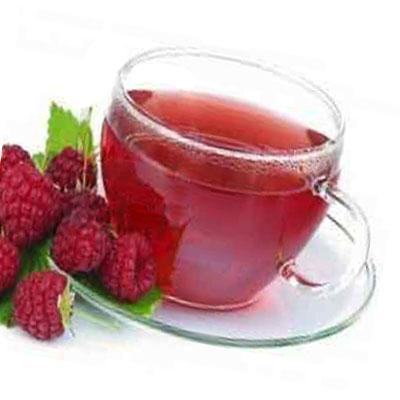 чай с малиной картинки