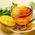 зеленый чай с медом и лимоном при простуде и не только