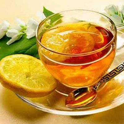 чай с медом и лимоном для похудения