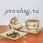 новые чашки для чая