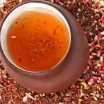 уход за кожей с чаем ройбуш