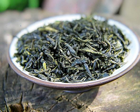 зеленый чай Е-шен